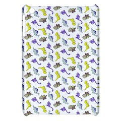 Dinosaurs Pattern Apple Ipad Mini Hardshell Case by ValentinaDesign