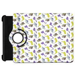 Dinosaurs Pattern Kindle Fire Hd 7  by ValentinaDesign