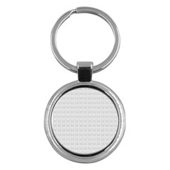 Pattern Key Chains (round)  by ValentinaDesign