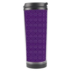Pattern Travel Tumbler by ValentinaDesign
