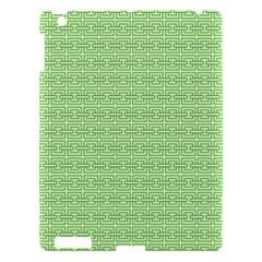 Pattern Apple Ipad 3/4 Hardshell Case by ValentinaDesign