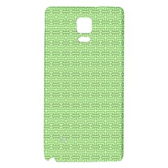 Pattern Galaxy Note 4 Back Case by ValentinaDesign