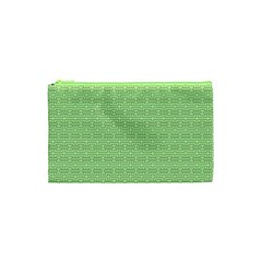 Pattern Cosmetic Bag (xs) by ValentinaDesign