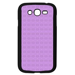 Pattern Samsung Galaxy Grand Duos I9082 Case (black) by ValentinaDesign