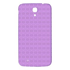 Pattern Samsung Galaxy Mega I9200 Hardshell Back Case by ValentinaDesign