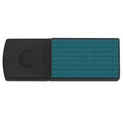 Pattern Usb Flash Drive Rectangular (4 Gb) by ValentinaDesign