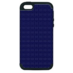 Pattern Apple Iphone 5 Hardshell Case (pc+silicone) by ValentinaDesign