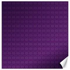 Pattern Canvas 16  X 16   by ValentinaDesign