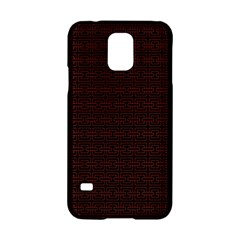Pattern Samsung Galaxy S5 Hardshell Case  by ValentinaDesign