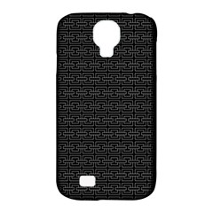 Pattern Samsung Galaxy S4 Classic Hardshell Case (pc+silicone) by ValentinaDesign