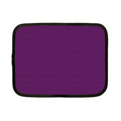 Pattern Netbook Case (small)  by ValentinaDesign