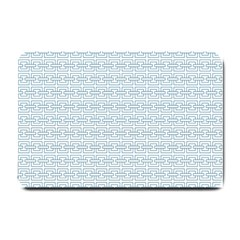 Pattern Small Doormat  by ValentinaDesign