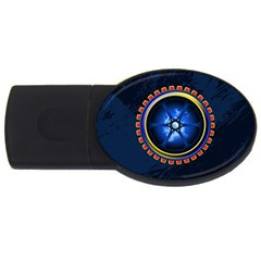 Power Core Usb Flash Drive Oval (2 Gb)