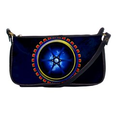 Power Core Shoulder Clutch Bags