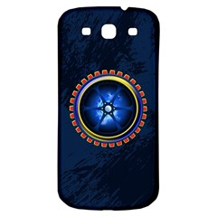 Power Core Samsung Galaxy S3 S Iii Classic Hardshell Back Case by linceazul