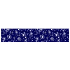 Floral Pattern Flano Scarf (small) by ValentinaDesign