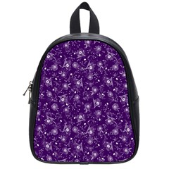 Floral Pattern School Bags (small)  by ValentinaDesign
