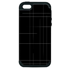 Constant Disappearance Lines Hints Existence Larger Stricter System Exists Through Constant Renewal Apple Iphone 5 Hardshell Case (pc+silicone) by Mariart