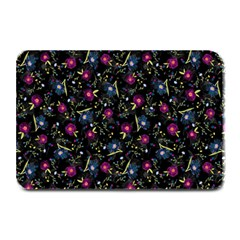 Floral Pattern Plate Mats by ValentinaDesign