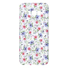Floral Pattern Samsung Galaxy S8 Plus Hardshell Case  by ValentinaDesign