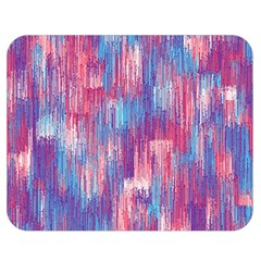 Vertical Behance Line Polka Dot Blue Green Purple Red Blue Small Double Sided Flano Blanket (medium)  by Mariart