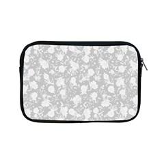 Floral Pattern Apple Ipad Mini Zipper Cases by ValentinaDesign