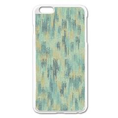 Vertical Behance Line Polka Dot Grey Apple Iphone 6 Plus/6s Plus Enamel White Case by Mariart