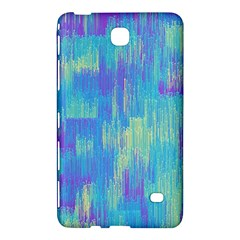 Vertical Behance Line Polka Dot Purple Green Blue Samsung Galaxy Tab 4 (8 ) Hardshell Case  by Mariart