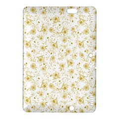 Floral Pattern Kindle Fire Hdx 8 9  Hardshell Case by ValentinaDesign