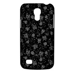 Floral Pattern Galaxy S4 Mini by ValentinaDesign