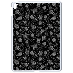 Floral Pattern Apple Ipad Pro 9 7   White Seamless Case by ValentinaDesign