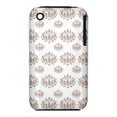 Dot Lotus Flower Flower Floral Iphone 3s/3gs by Mariart