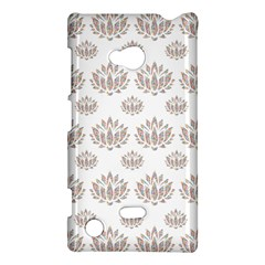 Dot Lotus Flower Flower Floral Nokia Lumia 720 by Mariart