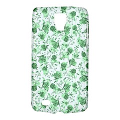 Floral Pattern Galaxy S4 Active by ValentinaDesign