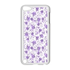 Floral Pattern Apple Ipod Touch 5 Case (white) by ValentinaDesign