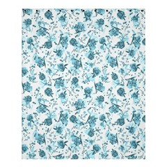 Floral Pattern Shower Curtain 60  X 72  (medium)  by ValentinaDesign