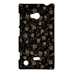 Floral Pattern Nokia Lumia 720 by ValentinaDesign