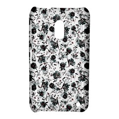 Floral Pattern Nokia Lumia 620 by ValentinaDesign