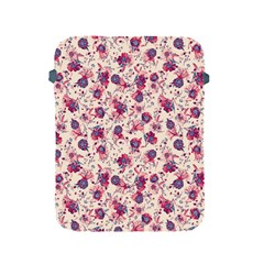 Floral Pattern Apple Ipad 2/3/4 Protective Soft Cases by ValentinaDesign