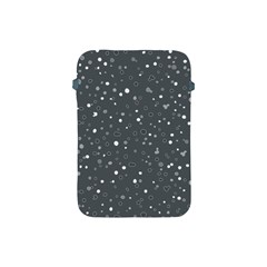 Dots Pattern Apple Ipad Mini Protective Soft Cases by ValentinaDesign