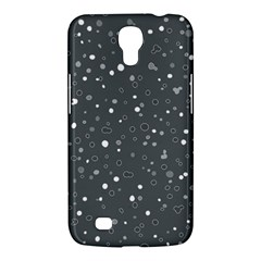 Dots Pattern Samsung Galaxy Mega 6 3  I9200 Hardshell Case by ValentinaDesign
