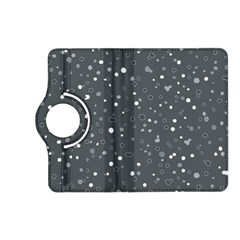 Dots Pattern Kindle Fire Hd (2013) Flip 360 Case by ValentinaDesign