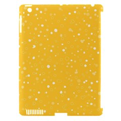 Dots Pattern Apple Ipad 3/4 Hardshell Case (compatible With Smart Cover) by ValentinaDesign