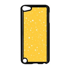 Dots Pattern Apple Ipod Touch 5 Case (black) by ValentinaDesign