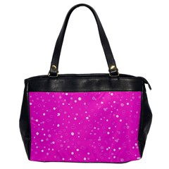 Dots Pattern Office Handbags by ValentinaDesign