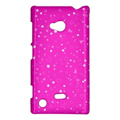 Dots Pattern Nokia Lumia 720 by ValentinaDesign