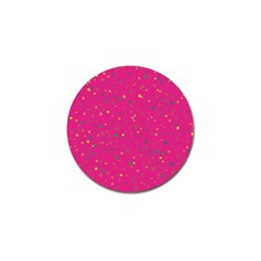 Dots Pattern Golf Ball Marker (4 Pack) by ValentinaDesign