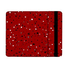 Dots Pattern Samsung Galaxy Tab Pro 8 4  Flip Case by ValentinaDesign