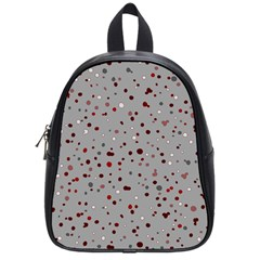 Dots Pattern School Bags (small)  by ValentinaDesign
