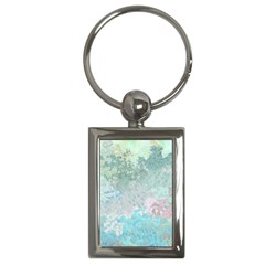 Pastel Garden Key Chains (rectangle)  by theunrulyartist